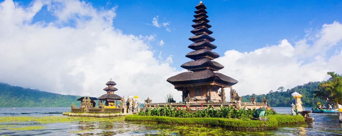 Bali - Ubud og strandene