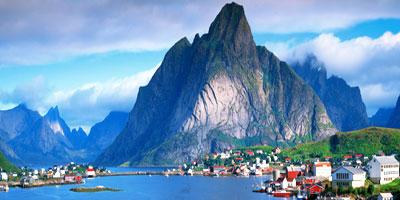 Norske Fjorde