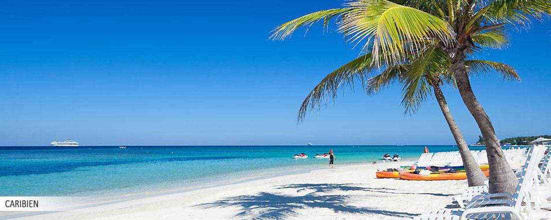 Oplev eksotiske Caribien i vinteren 2016 / 17