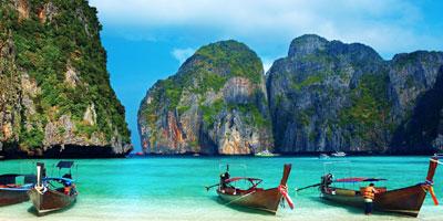Thailand Kampagne ----  Tilbudspris kr. 9.990,-