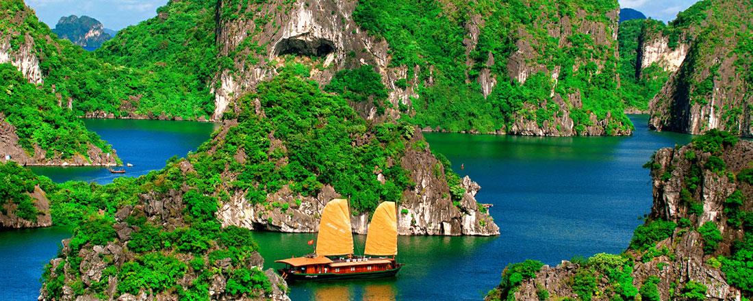 Forslag til Rundrejse i Vietnam i 3 uger
