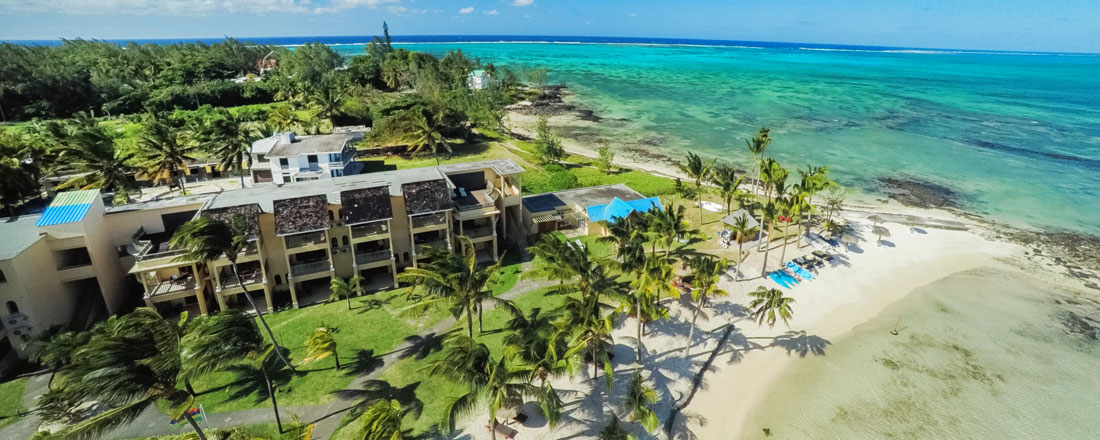Jalsa Beach Resort and Spa, Mauritius