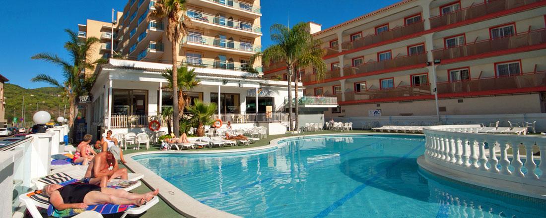 Hotel Florida Park Malgrat De Mar