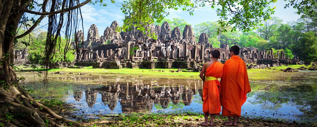 NYHED - 17 dage i Cambodia og Sydvietnam - Pris fra 17.990,-