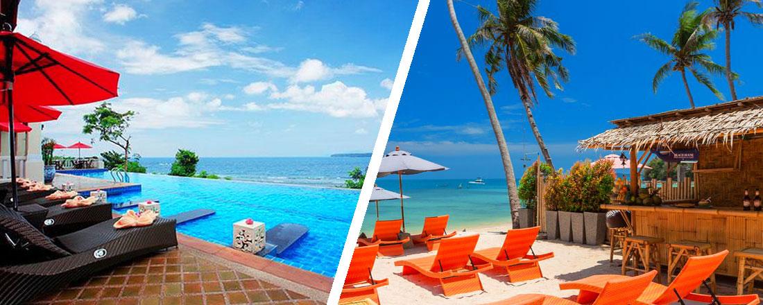 Tilbud til Thailand - Rejs i september - Pris 8.990,-