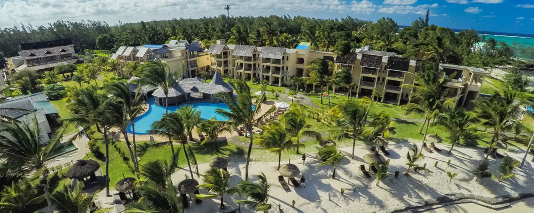 Mauritius i efterårsferien... 4* Jalsa Beach Resort med ALL INKLUSIVE