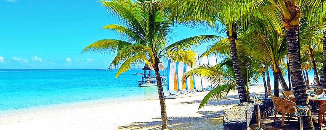 Mauritius i september... spar op til 3000 kr.