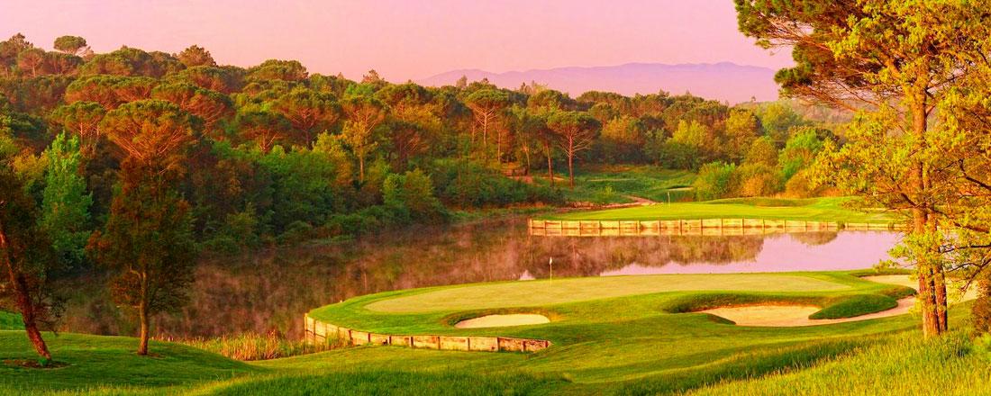 GOlf på PGA Catalunya - Spaniens bedste golfbane - 9.-12. maj