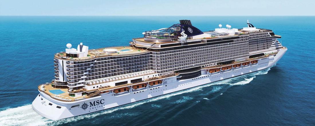 NYT: MSC søsætter nyt skib i november 2017