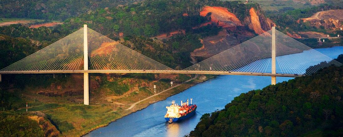 Nyhed: Tag på drømmerejse gennem Panama-kanalen....