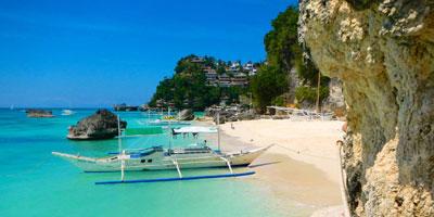 Bountyøen Boracay