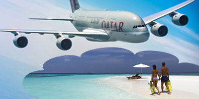 Qatar Airways kampagne