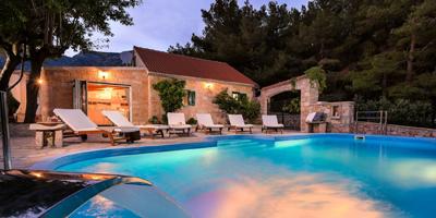 Lej sommerhus i Kroatien