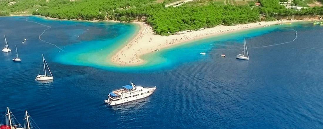 Luksus Yacht Cruise i sommeren 2021 - Oplev den kroatiske skærgård