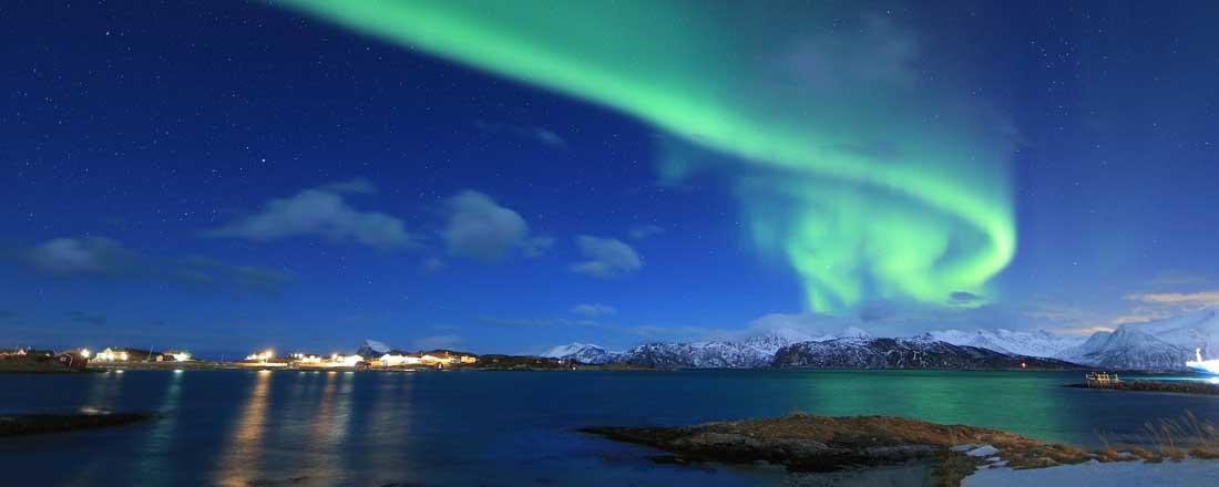 Smuk naturferie til Tromsø i Norge